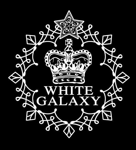WHITE GALAXY